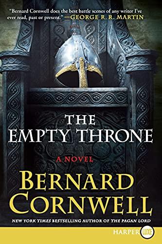 9780062370341: The Empty Throne LP (Saxon Tales (Paperback))