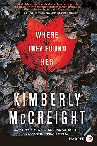 9780062370426: Where They Found Her: A Novel