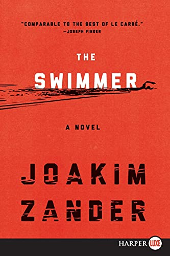 9780062370532: The Swimmer LP: A Novel
