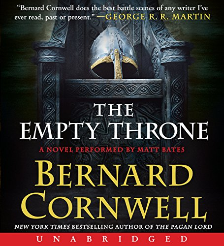 9780062370631: The Empty Throne (Saxon Tales)