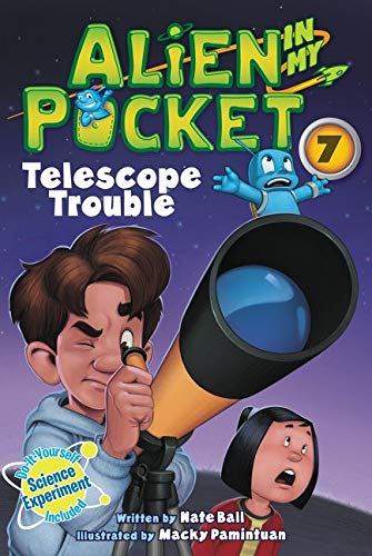9780062370884: Alien in My Pocket #7: Telescope Troubles