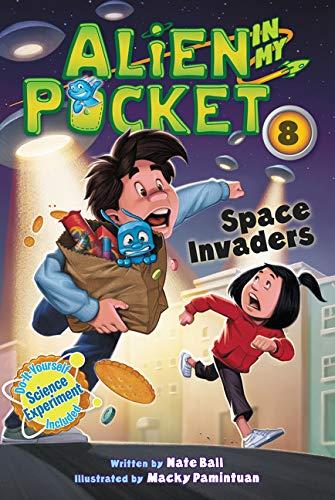 9780062370921: Alien in My Pocket #8: Space Invaders