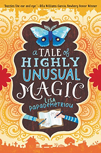 9780062371218: A Tale of Highly Unusual Magic