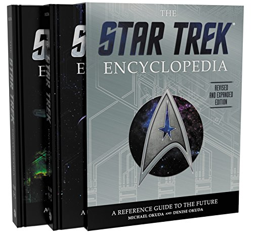 9780062371324: The Star Trek Encyclopedia: A Reference Guide to the Future