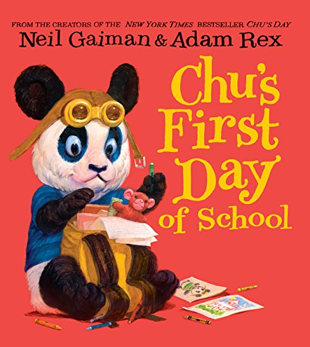 9780062371492: Chu's First Day of School Board Book