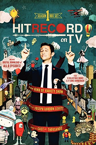 9780062372031: hitRECord on TV! Season One