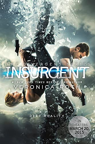 Insurgent Movie Tie-in Edition (Divergent Series): Veronica Roth