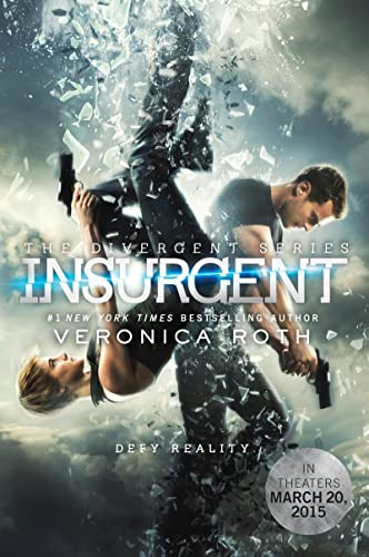 9780062372857: Divergent 2. Insurgent. Movie Tie-In: 2/3