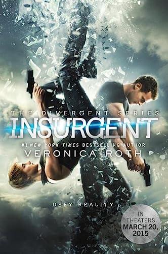 9780062372857: Divergent 2. Insurgent. Movie Tie-In: 2/3