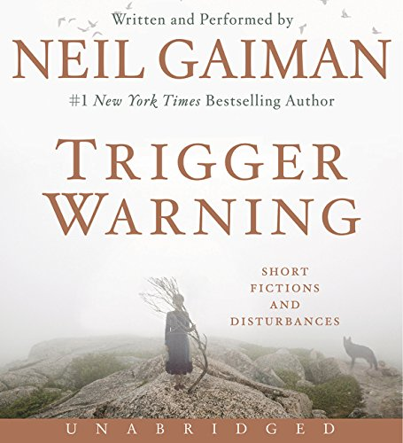 9780062373687: Trigger Warning CD: Short Fictions and Disturbances