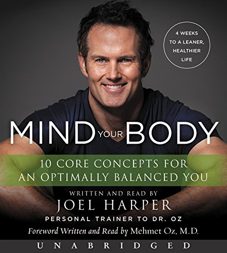 9780062373694: Mind Your Body CD: 4 Weeks to a Leaner, Healthier Life