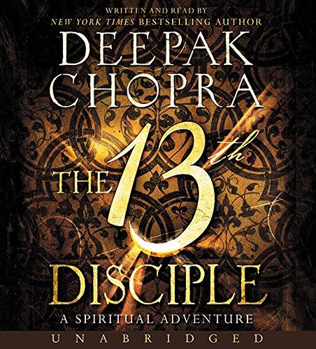 9780062373830: The 13th Disciple CD: A Spiritual Adventure