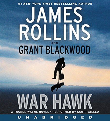 9780062373946: War Hawk CD: A Tucker Wayne Novel