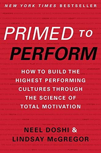 9780062373984: Primed to Perform: How to Build the Highest Performing Cultures Through the Science of Total Motivation