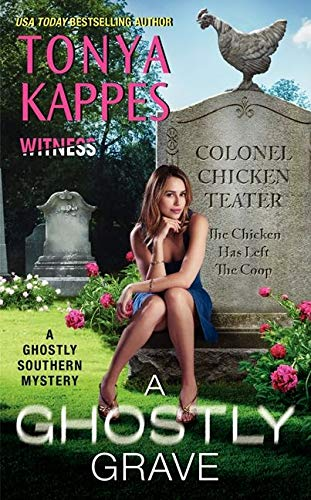 9780062374813: A Ghostly Grave: A Ghostly Southern Mystery (Ghostly Southern Mysteries)
