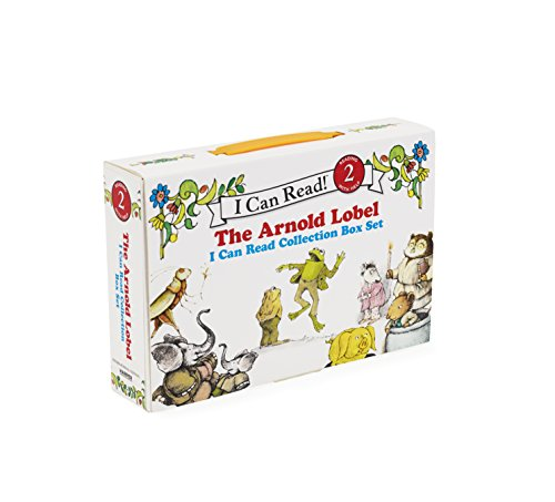 9780062374820: Arnold Lobel I Can Read Collection Box Set