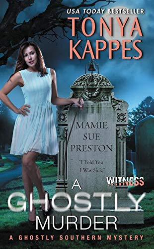 9780062374936: A Ghostly Murder: A Ghostly Southern Mystery (Ghostly Southern Mysteries)