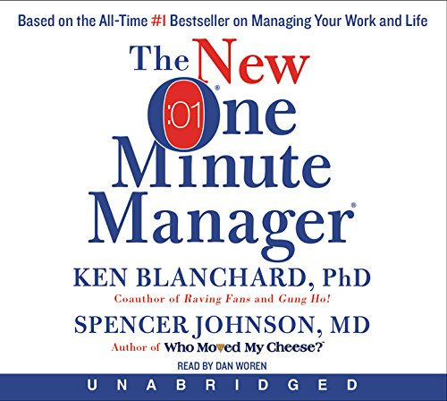 9780062376268: The New One Minute Manager CD