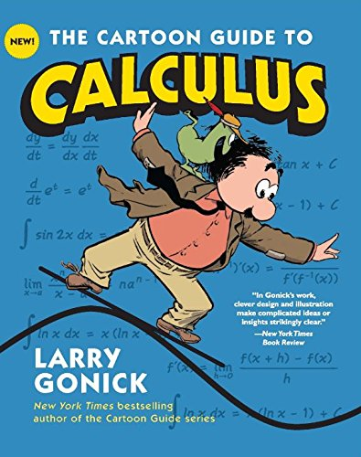 9780062376282: The Cartoon Guide to Calculus