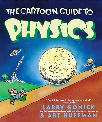 9780062376299: The Cartoon Guide to Physics [Paperback]