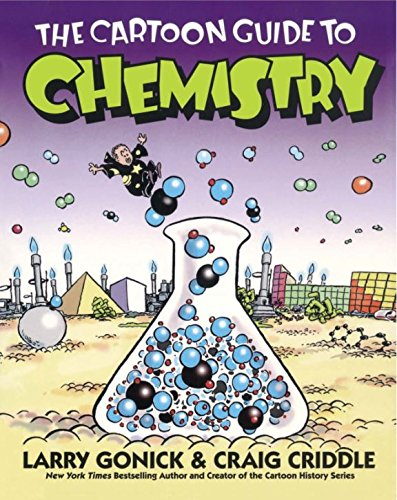 9780062376305: The Cartoon Guide to Chemistry