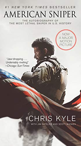 9780062376572: American Sniper [Movie Tie-in Edition]: The Autobiography of the Most Lethal Sniper in U.S. Military History