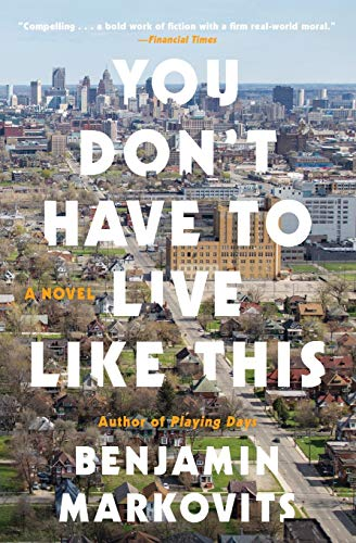 9780062376619: You Don't Have to Live Like This: A Novel