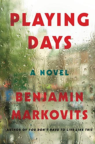 9780062376633: Playing Days: A Novel