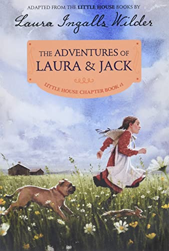 9780062377098: The Adventures of Laura & Jack (Little House Chapter Book)