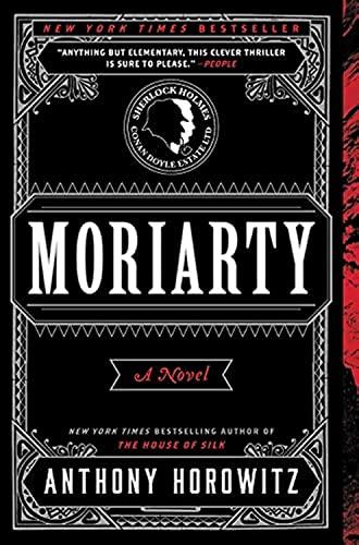9780062377197: Moriarty