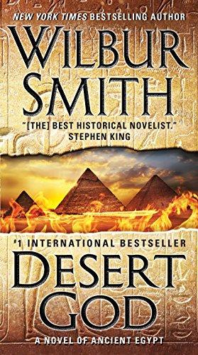 9780062377623: Desert God: A Novel of Ancient Egypt