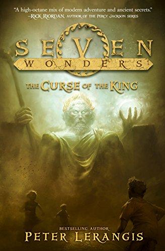 Seven Wonders Book 4: The Curse of the King: Lerangis, Peter