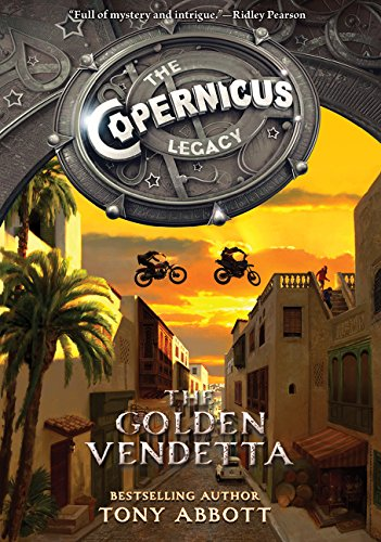 9780062378217: The Copernicus Legacy 03. The Golden Vendetta