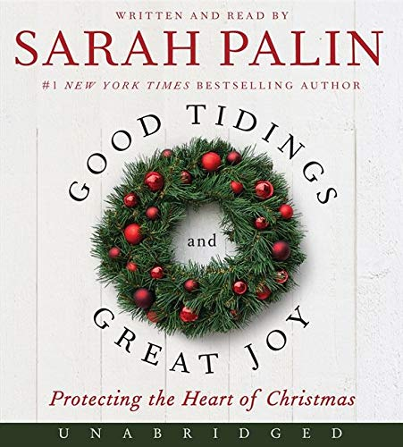 9780062378347: Good Tidings and Great Joy Low Price CD: Protecting the Heart of Christmas