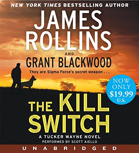 9780062378361: The Kill Switch Low Price CD: A Tucker Wayne Novel