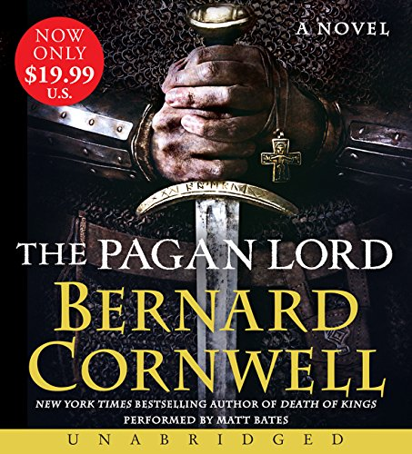9780062378378: The Pagan Lord Low Price CD: A Novel (Saxon Tales)