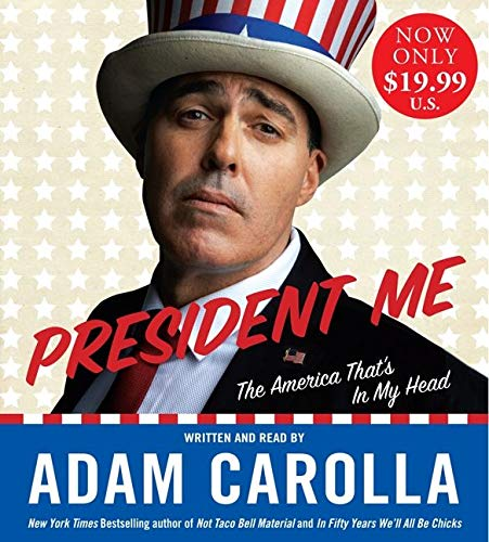 9780062378385: President Me Low Price CD: The America That's In My Head