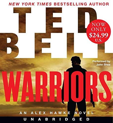 9780062378415: Warriors Low Price CD: An Alex Hawke Novel (Alex Hawke Novels)