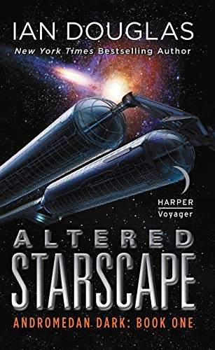 9780062379191: Altered Starscape: Andromedan Dark: Book One