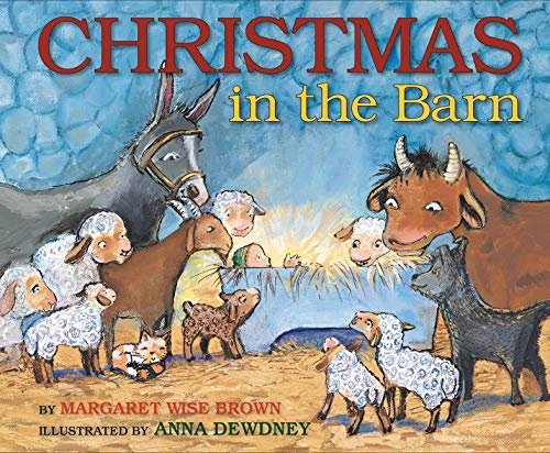 9780062379863: Christmas in the Barn