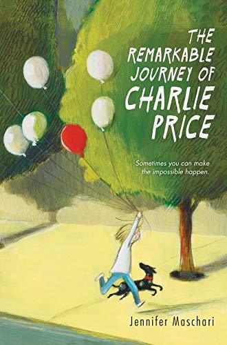 The Remarkable Journey of Charlie Price: Jennifer Maschari