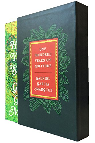 9780062380449: One Hundred Years of Solitude slipcased edition