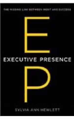 9780062380555: Executive Presence