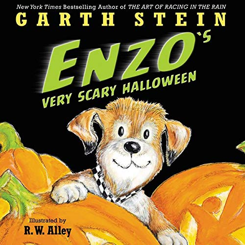 9780062380616: Enzo's Very Scary Halloween