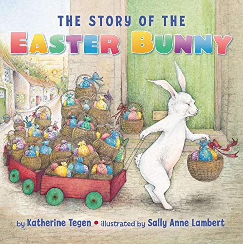 9780062381552: The Story of the Easter Bunny Board Book