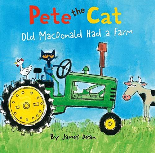 9780062381606: Pete the Cat: Old MacDonald Had a Farm Board Book