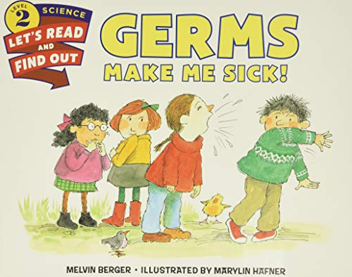 9780062381873: Germs Make Me Sick! (Let's-Read-and-Find-Out Science 2)