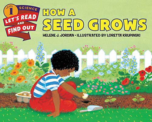 9780062381880: How a Seed Grows (Let's-Read-and-Find-Out Science 1)