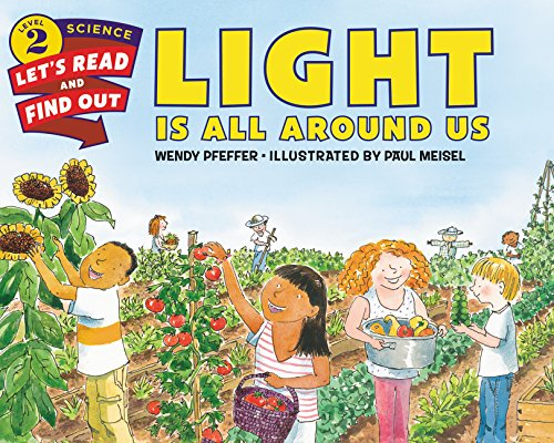9780062381897: Light Is All Around Us (Let's-Read-and-Find-Out Science 2)