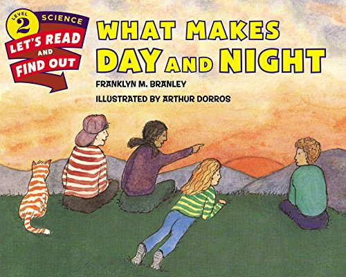9780062381972: What Makes Day and Night (Let's-Read-And-Find-Out Science 2)